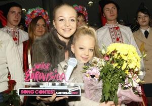 Настя Петрик: Мечтаю, чтобы моя сестра поехала на взрослое Евровидение и победила