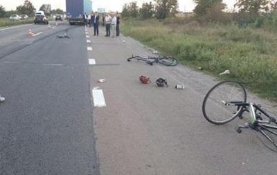ДТП с велосипедистами: водитель фуры арестован