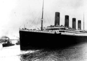 Схему Титаника продали с аукциона за рекордную сумму