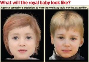 Кейт Миддлтон беременна: Генетики определили, как будет выглядеть будущий ребенок Кейт и принца Уильяма