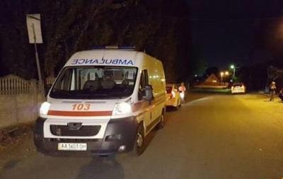 В Киеве микроавтобус наехал на пешеходов: есть жертвы