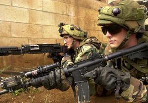Новозеландские военные сотрут с оружия закодированные послания из Библии