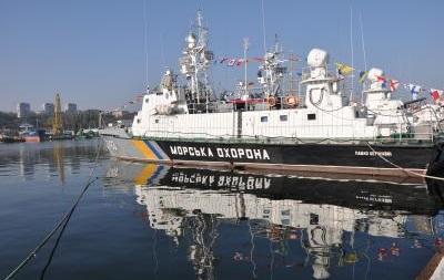 Под Одессой на турецком судне произошел бунт