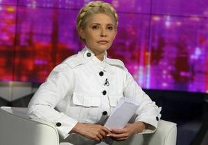 Сегодня Тимошенко появится в эфире ТВі