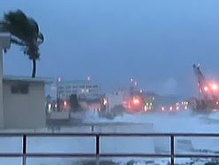 Очередной тропический шторм сформировался в Атлантическом океане