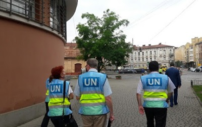 Делегация ООН посетила тюрьмы СБУ