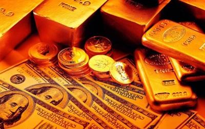 Золотовалютные резервы Украины выросли на 12%