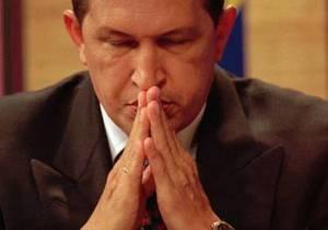 Перед новой операцией Чавес назвал своего преемника