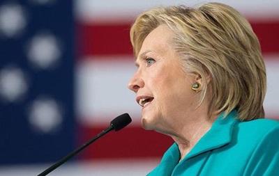 Клинтон: Россия пытается помешать выборам в США