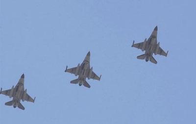 Турецкие ВВС поразили 12 целей на севере Ирака