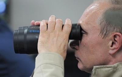 Путин может приехать на учения Кавказ-2016