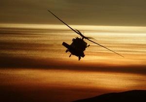 Киевские власти определили участки для вертолетных площадок