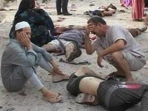 Жертвами терактов в Ираке стали более 50 человек