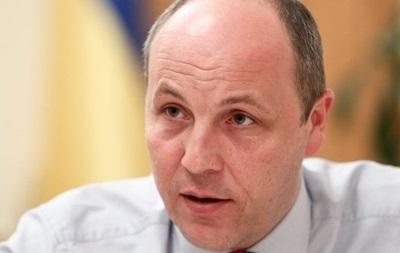 Парубий рассказал о роли Медведчука в захвате Луганска