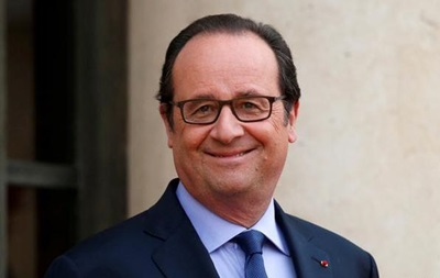 Олланд намерен пойти на второй президентский срок