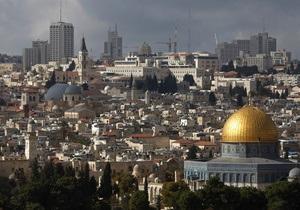 Еврейские поселенцы возобновят строительство на палестинских территориях