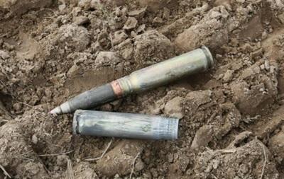 На Волыни мужчина погиб из-за взрыва снаряда