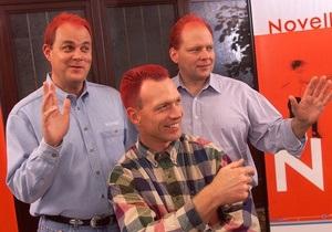 Риск рака у мужчин зависит от цвета волос - исследование