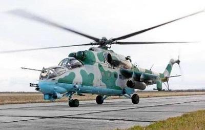 Украинская армия получит три ударных вертолета
