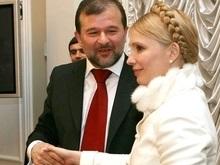 Балога: Тимошенко не удастся спрятать голову в песок