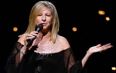 Барбара Стрейзанд исполнила сатирическую песню о Трампе