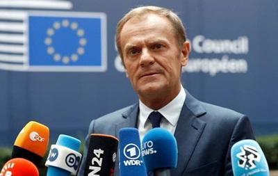 Туск требует от Евросоюза помощи для Болгарии