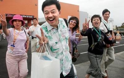 ВКрым прибыла первая официальная делегация китайских туристов