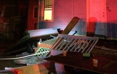 В США на вечеринке обрушился балкон: 30 пострадавших