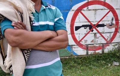 Колумбийские повстанцы передали миссиям детей-солдат