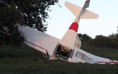 Во Франции потерпел крушение легкомоторный самолет