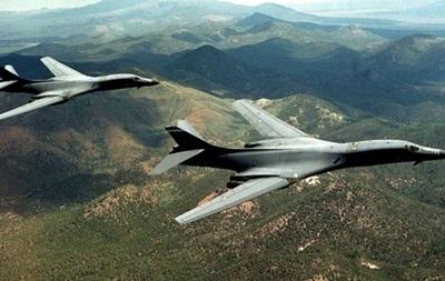 США направили бомбардировщики к границам КНДР