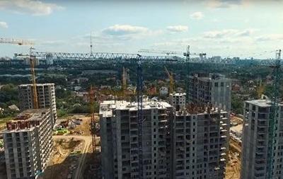 Киевгорстрой возобновил строительные работы