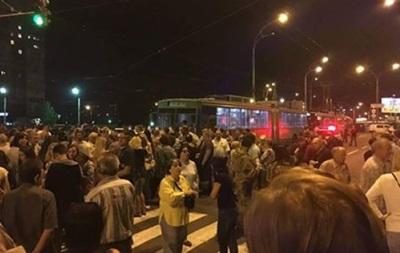 Новый строительный скандал в Киеве