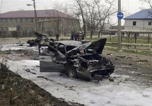Мощность взорванной в Кизляре бомбы могла составить 200 кг тротила