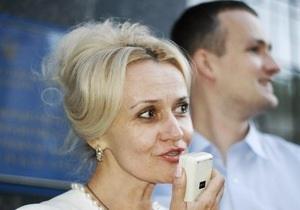 Ирина Фарион едет в Донецк