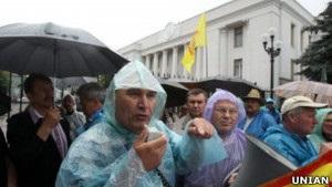 BBC Україна: Закон о гарантиях: льготы гарантированы, выплата - нет