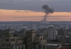 Израиль нанес три авиаудара по Сектору Газа