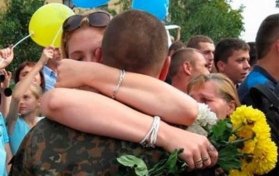 Из армии уволят 20 тысяч военных