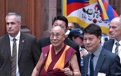 Далай-лама: ЕС должен подвергнуть Пекин критике за Тибет