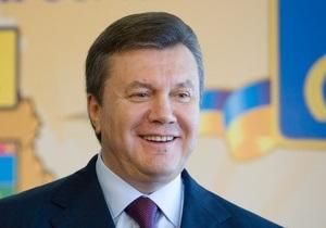 Янукович привязал местные выборы к сбору урожая