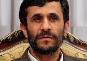 Президент Ирана Махмуд Ахмадинеджад готов стать космонавтом