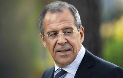 Лавров попросил Францию повлиять на Киев