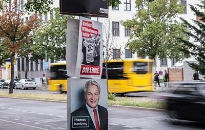 Берлинцы выбирают региональный парламент