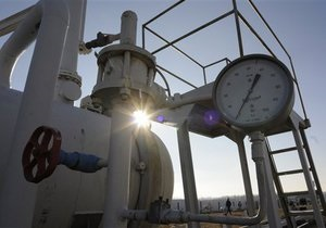 Украина в прошлом году значительно увеличила объемы импорта газа