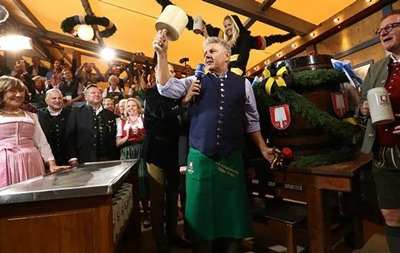 На Октоберфесте в Мюнхене усилили меры безопасности