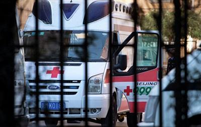 При взрыве на заводе в Китае погибли шесть человек