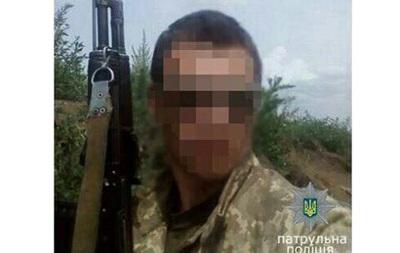В Харькове задержали дезертира, застрелившего сослуживца