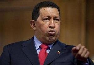 Чавес считает, что уходящий год придал  новый импульс революции
