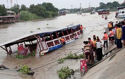 Число жертв катастрофы теплохода в Таиланде выросло до 26