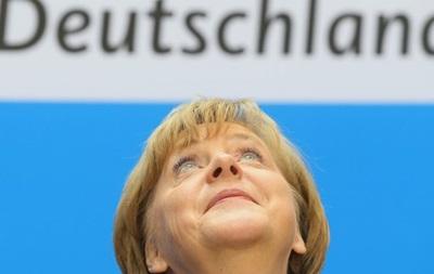 Меркель взяла ответственность за поражение ХДС на выборах в Берлине